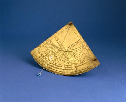 Gunter's Quadrant, 1623-1700.