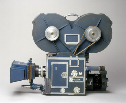 Technicolor camera, c 1940s.