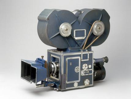 Technicolor camera, c 1940s.
