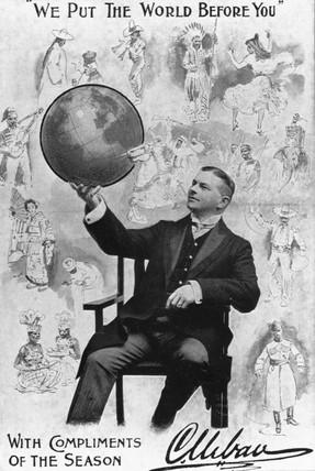 Charles Urban, American documentary film pioneer, c 1910s.
