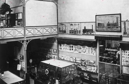 The Educational Collection, South Kensington Museum, c 1860.