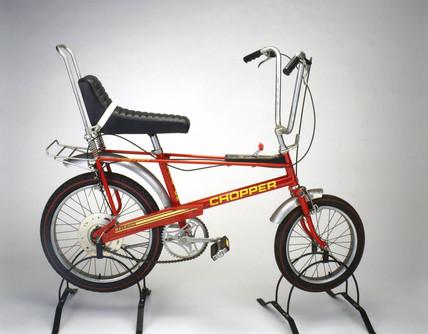 Raleigh 'Chopper' Mk2 bicycle, 1978.