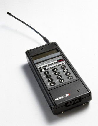 Excell M2 Pocketphone, 1987.