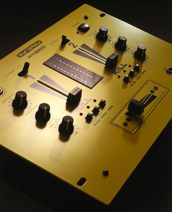 Synergy 'Hybrid' sound mixer, 1999.