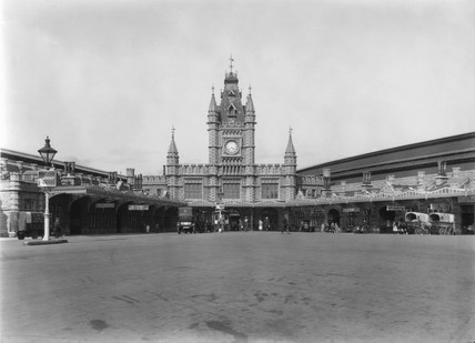 Bristol Temple Meads Station, 20 July 1926.