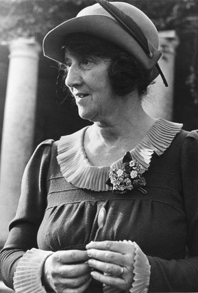 Dr Marie Stopes, 1939.