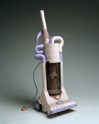 Dyson G-Force Cyclonic vacuum cleaner, 1990.
