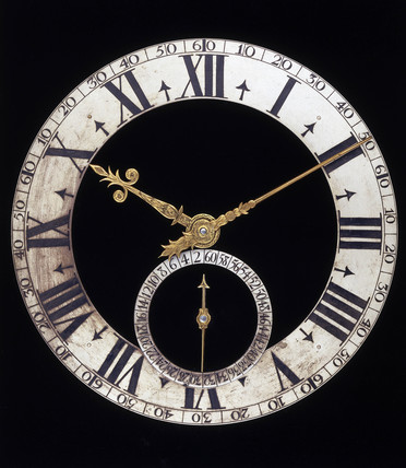 Huygens' pendulum clock, 1657.