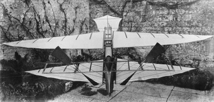 Stringfellow's Flying Machine of 1868.