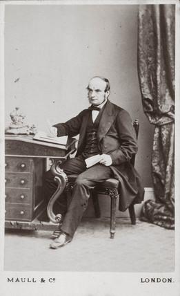 John Couch Adams, English astronomer, 1866-1879.