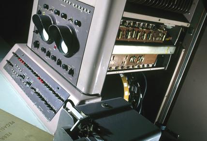 Ferranti Pegasus computer, 1956.