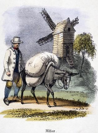 'Miller', c 1845.