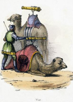 'War', c 1845.