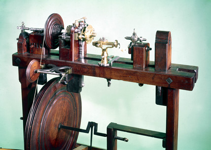 Quot Wood Turner S Foot Lathe 17th Or Early 18th Century Quot At