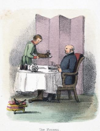 'The Present', c 1845.