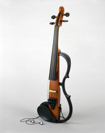 'Silent violin', 1997-1999.