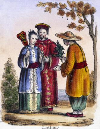 'Clothing', 1845.