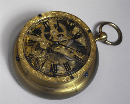 Ship's watch, 18th-19th century.