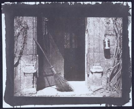 The Open Door, 1843.
