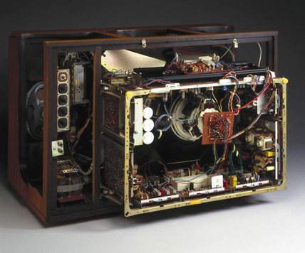 Ferguson 25'' 'ColourStar' television receiver, 1970.