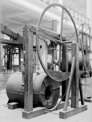 Trevithick's high presure steam engine, 18