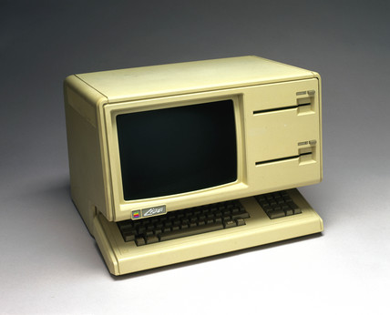 Apple Lisa Personal Computer System, 1984.