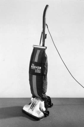 Hoover 'Junior' vacuum cleaner, 1936.