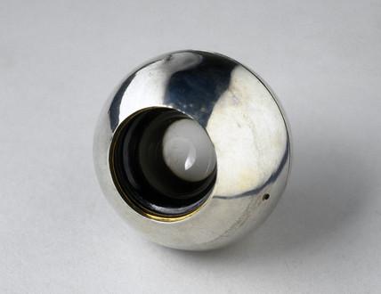 Model eye for teaching purposes, c 1850-1920.