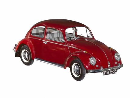 Volkswagen Beetle motor car, 1965.