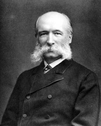 Hermann Johann Philipp Sprengel, German chemist c 1880-1890.