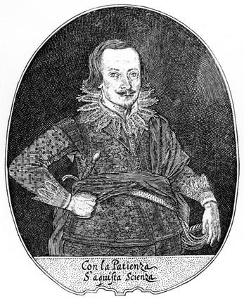 Joseph Furttenbach, 17th century.