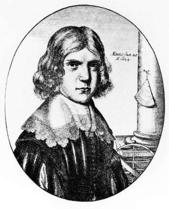 Nathaniel Nye, c 1644.