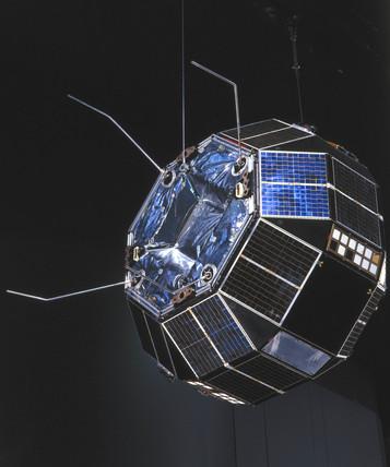 X3 satellite 'Prospero', 1971.