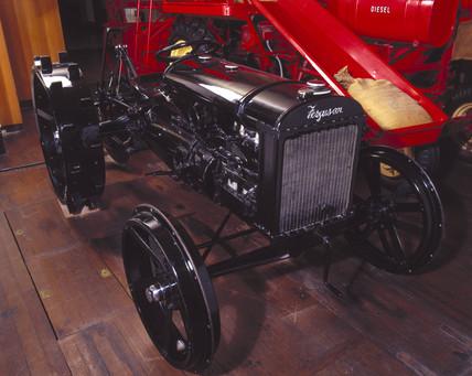 'Ferguson Black' tractor, 1935.