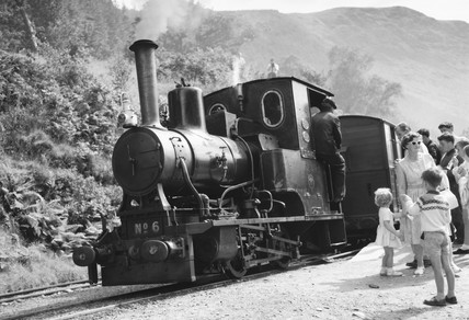 'Douglas', steam locomotive clas 0-4-0WT a