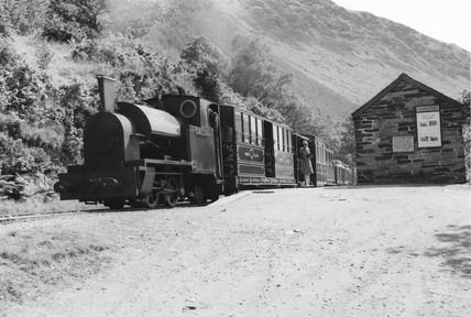 'Edward Thomas', steam locomotive clas 0-4