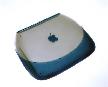 Blueberry iBook, 2000.