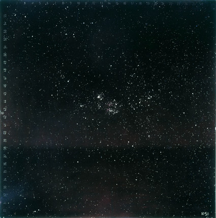 The emision nebula 'Eta Carina', c 1909.