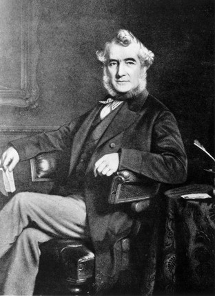 James Joseph Allport was the general manage