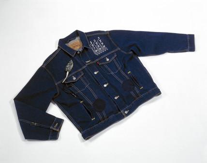 Musical jacket, 1999.