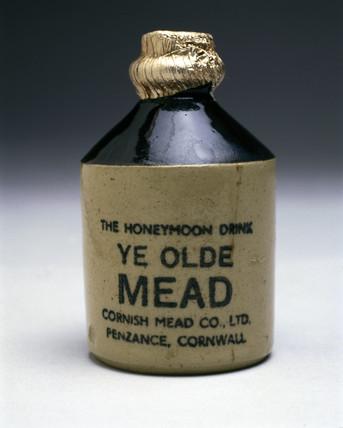 Bottle of mead, 2000.