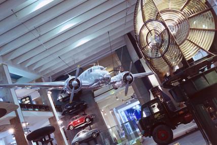 Making the Modern World Gallery, Science Mu