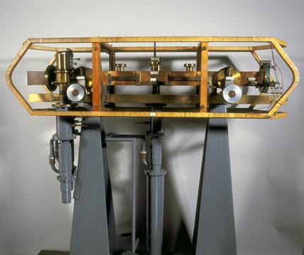 Caesium atomic clock, 1955.
