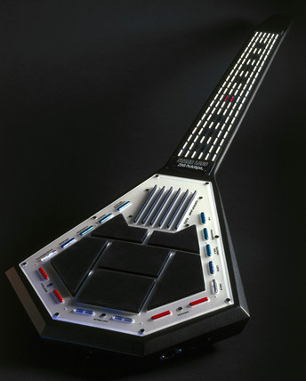 Z-tar digital guitar, 1999.