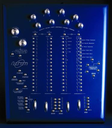 Notron sequencer, 1999.