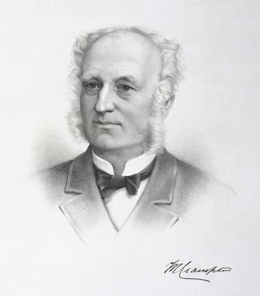 Thomas Rusell Crampton, English engineer, c 1860s.