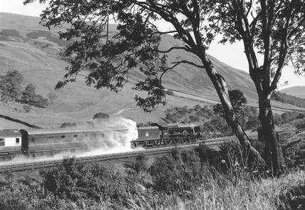 'The Royal Scot', steam locomotive, c 1950s.
