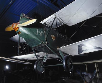 'Jason I', de Havilland DH60G Gypsy Moth, 1928.