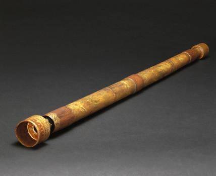 Galileo's telescope, 1610.