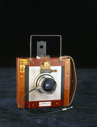 Prototype macro camera, 1955.